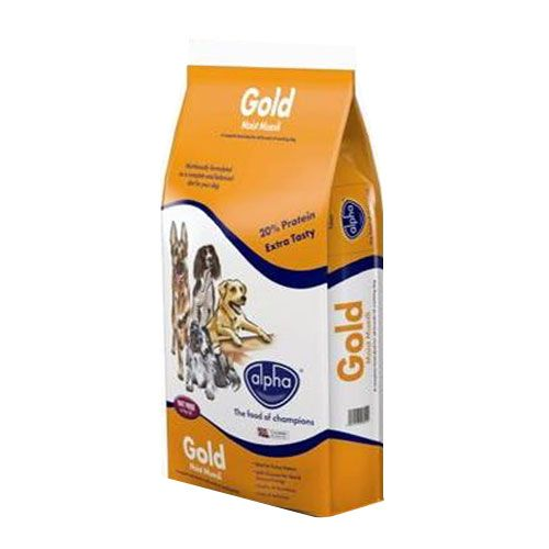 Alpha Gold 'Moist' Muesli Dog Food 15Kg
