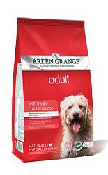 Arden Grange Chicken & Rice Dry Dog Food