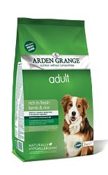 Arden Grange Lamb & Rice Dry Dog Food