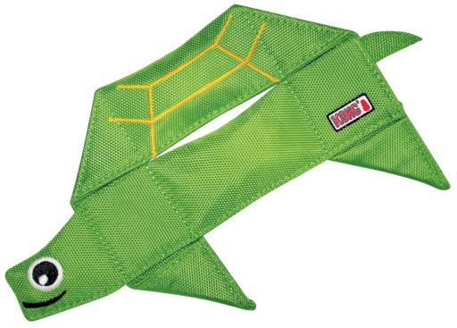 Ballistic Flatz - Turtle Dog Toy
