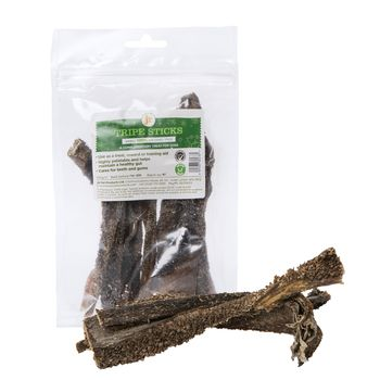 Dried Tripe Natural Dog Treats