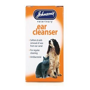 Ear Cleanser for Cats & Dogs