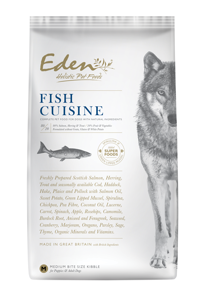 Eden Fish Cuisine Dog Food