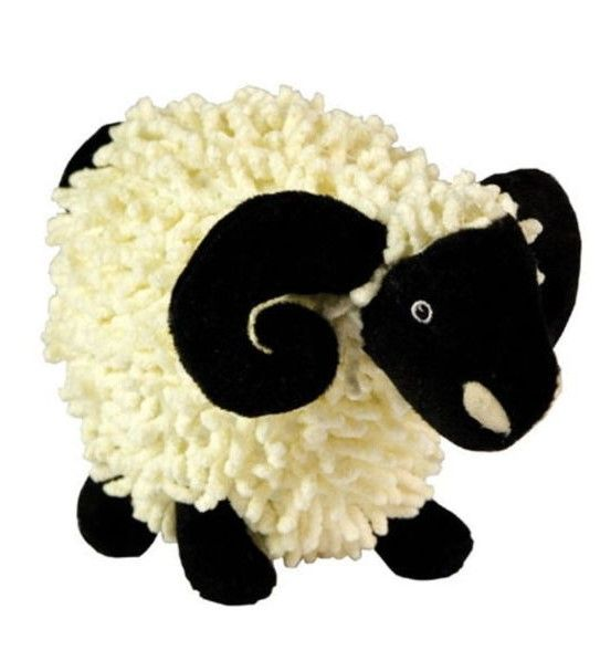 Floppy Moppy Sheep Dog Toy
