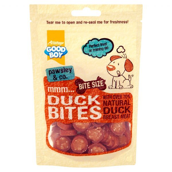 Good Boy - Duck Bites Dog Treats