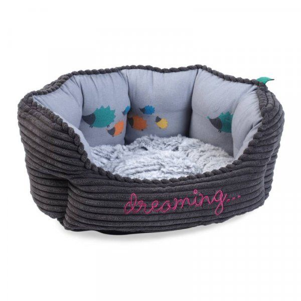Hedgehog Dreaming  Dog Bed