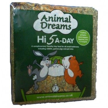 Hi 5 A-Day Hay - Timothy Hay