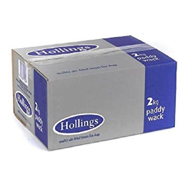 Hollings Paddywack Bulk Box 2kg
