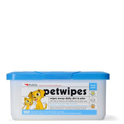 Jumbo Pet Wipes - (100)