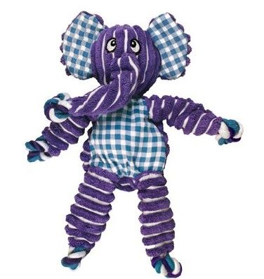 Kong Floppy Knots Elephant Dog Toy Medium/Large