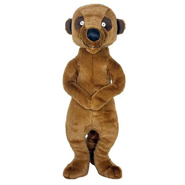 Meerkat Squeaky Dog Toy