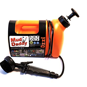 Mud Daddy Portable Washing Device