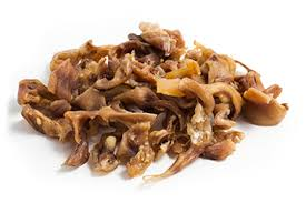 Pigs Ears Strips 500g
