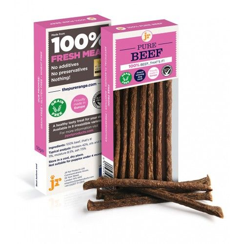 Pure Beef Natural Dog Treats