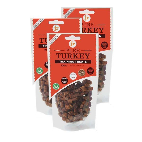 Pure Turkey Dog Training Treats