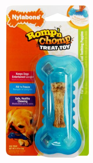 Romp 'n Chomp Freezer Bone Dog Treat