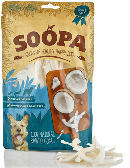 Soopa Coconut Dog Chews 100g