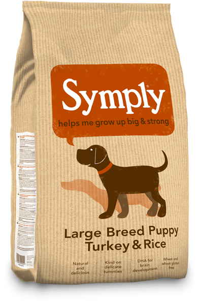 Symply Large Breed Puppy Dog Dry food
