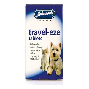 Travel-Eze Tablets  for Cats & Dogs