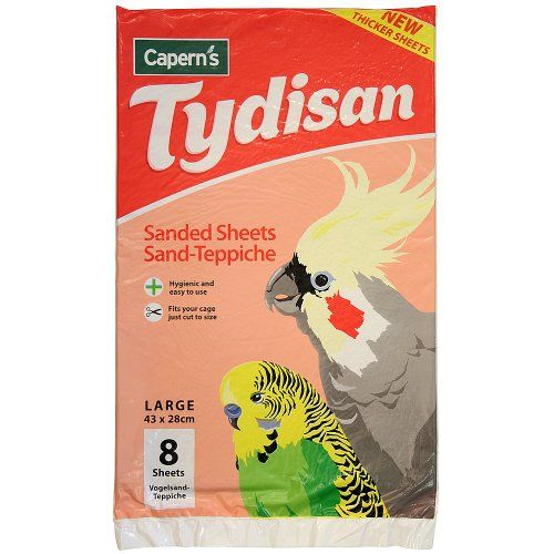 Tydisan Sheets Pack of 8